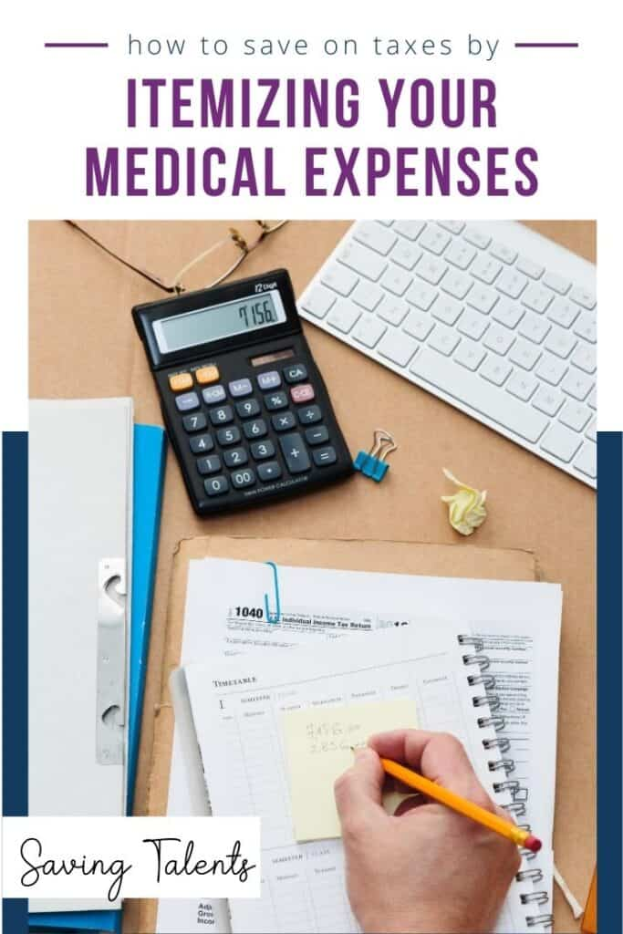 How to Itemize Your Medical Expenses on Your Taxes