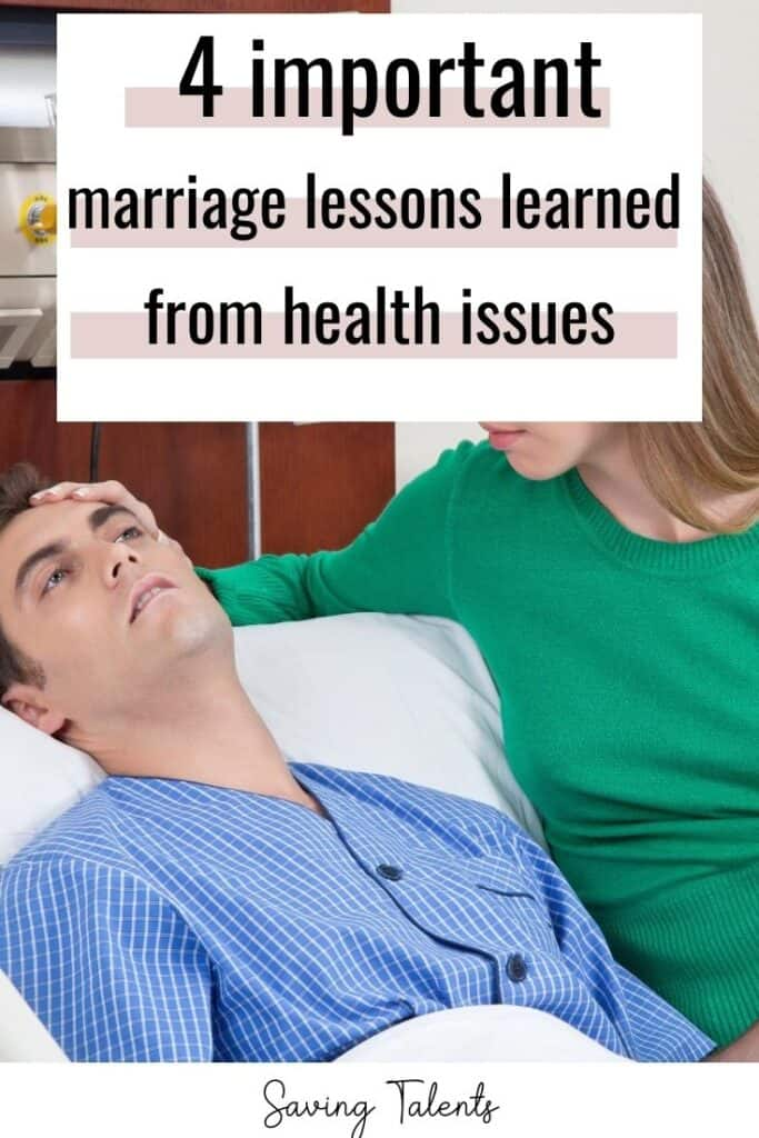 4 Key Lessons From Health Issues in Marriage