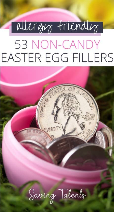 Non Candy Easter Egg Filers web story
