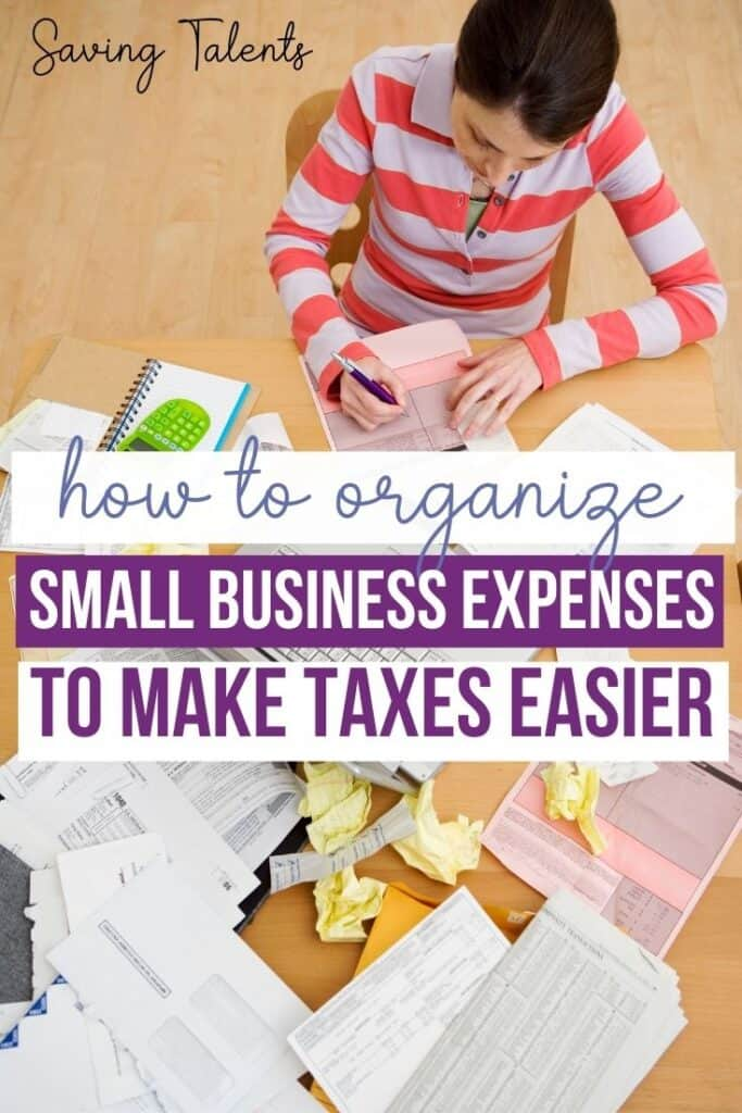 free small business tax spreadsheet