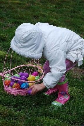 Perfect Easter Egg Hunt