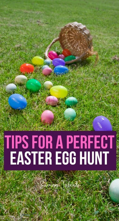 Perfect Easter Egg Hunt Ideas – web story
