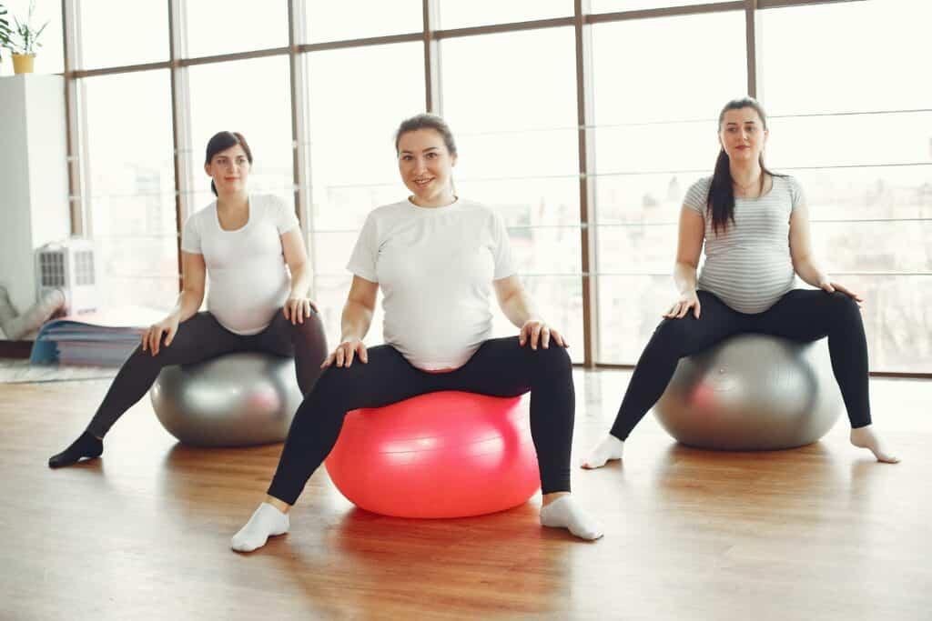 Prenatal Yoga Class Benefits