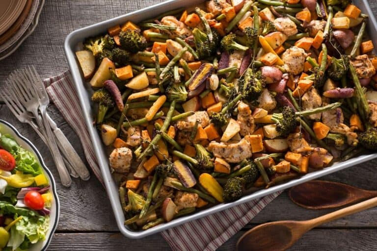 Sheet Pan Meal Recipes for Easy Dinners That Kids Will Love