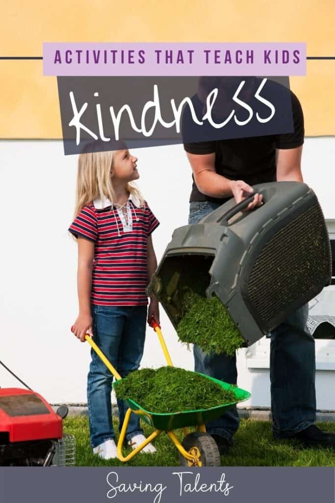 11 Activities to Teach your Kids About Kindness