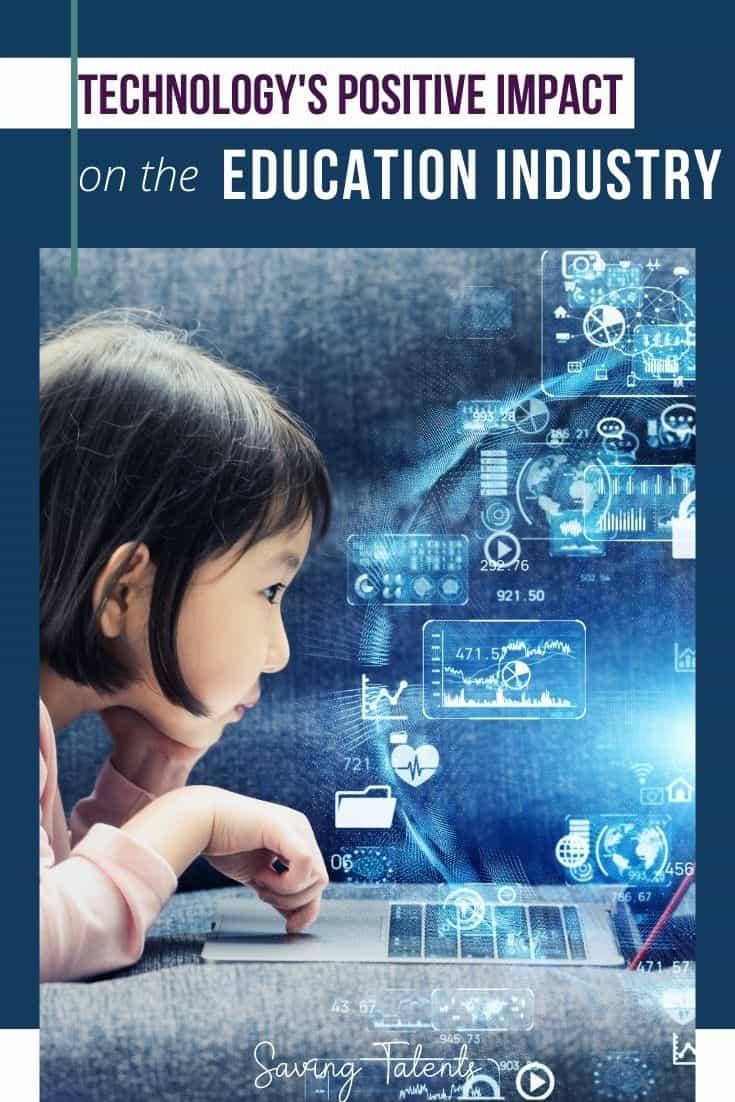 technology education pin