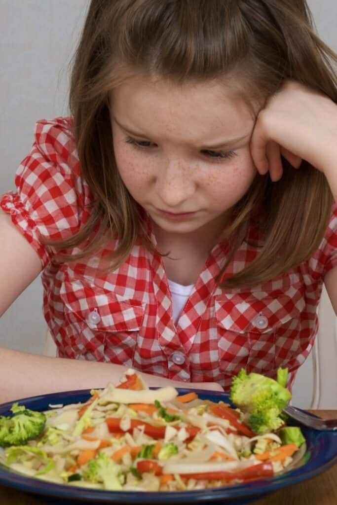 tips for fussy eaters