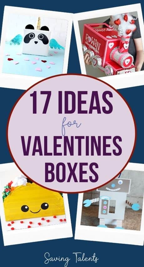 Valentines Boxes for Kids Story