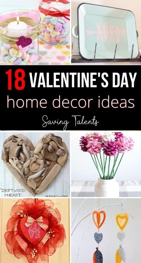 Valentine's Day Decor Story