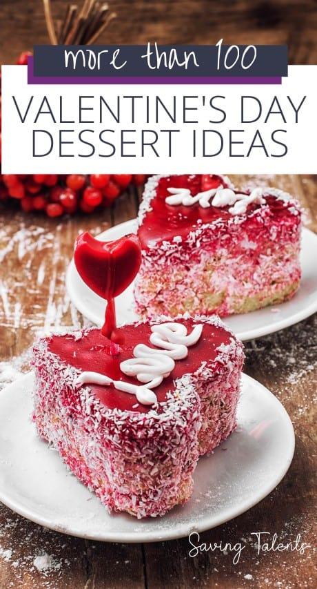 150 Valentine's Day Desserts Story