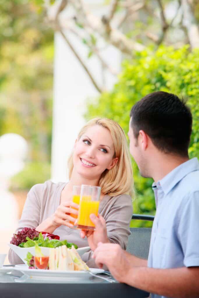 ways to practice self love - eat healthy