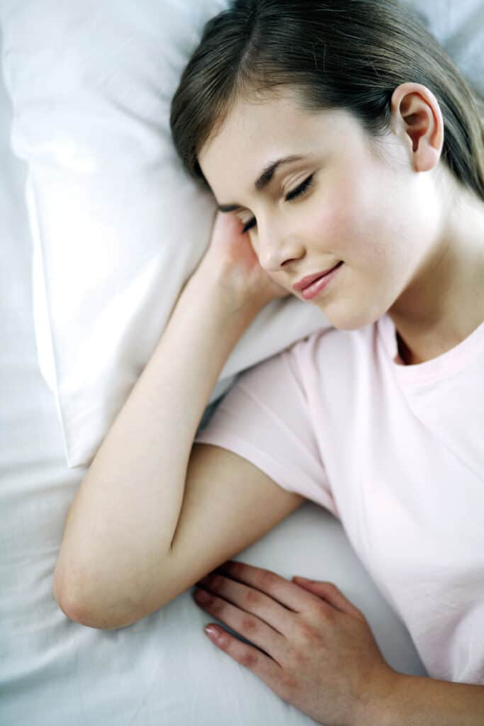 ways to practice self love - sleep