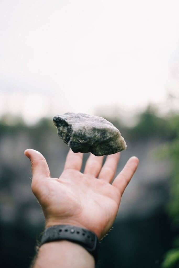why you should cast stones