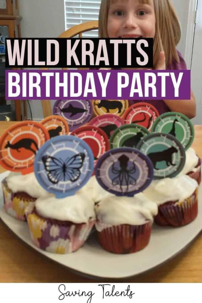 Wild Kratts Birthday Party