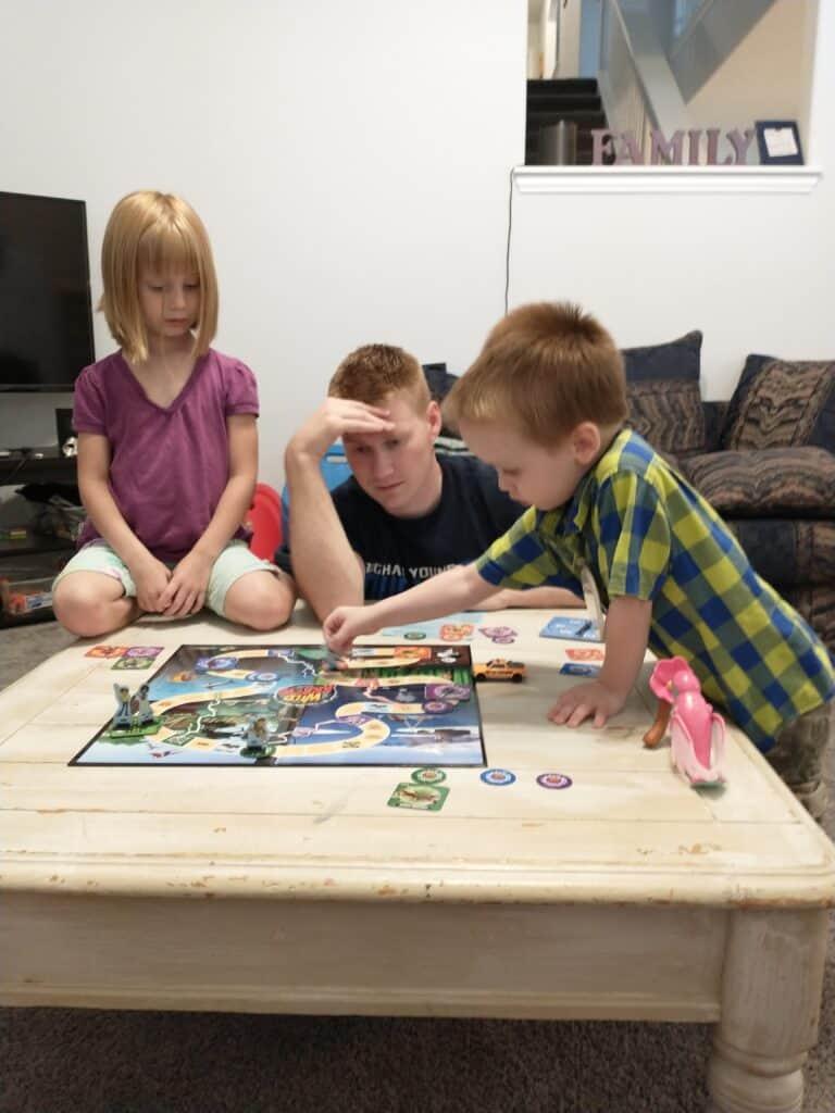 wild kratts birthday party game